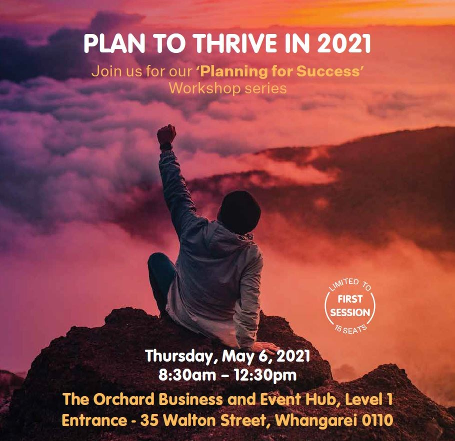 Plan to Thrive in 2021 - Planning for Success with KGA Accounting