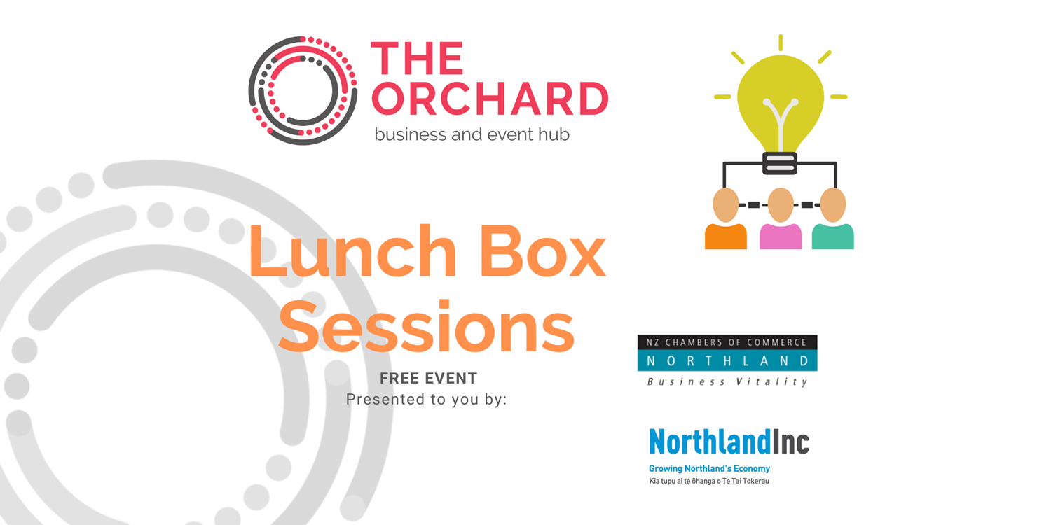 Lunch Box Session #11 - The benefits of Budgeting and Projecting Cashflow