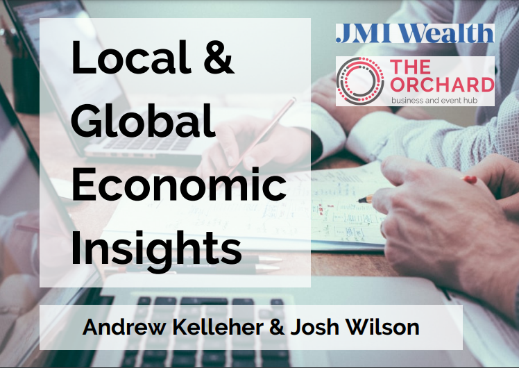 Local & Global Economic Insights, with Andrew Kelleher and Josh Wilson