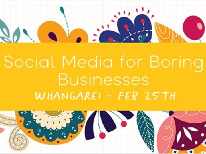 Social Media for Boring Businesses, with Identify Marketing